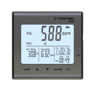 Süsihappegaasi (CO2) mõõtja Trotec BZ30 NIDR andur