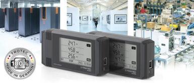 Professionaalne kliimaloger ja CO2 mõõtja DL200L